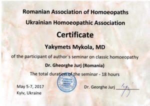 Mikolaj Jakimiec Homeopata Poznan