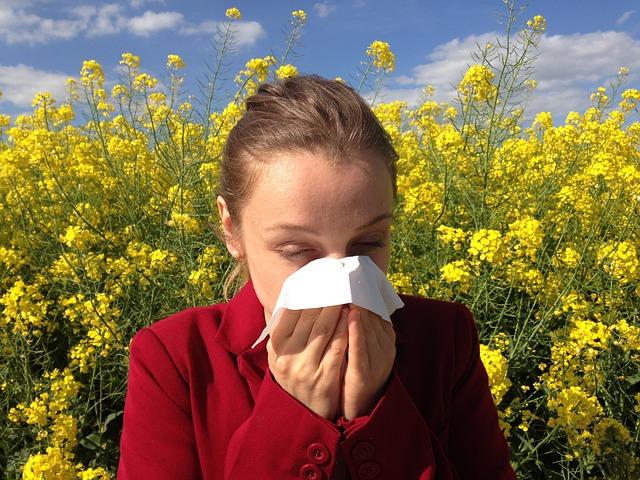 Alergie wiosenne